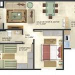 plantas-de-casas-com-dois-quartos-9