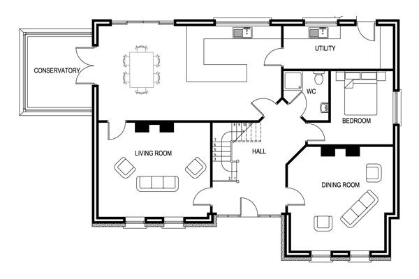 Modelos de fachadas cultura mix plantas casas modernas for Fachadas de casas chicas modernas