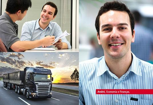Programa Trainee Scania 2014