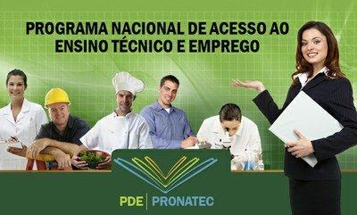 Pronatec BA Salvador 2014 – Cursos Grátis