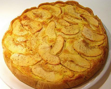 Receita de Torta de Maçã Simples – Ingredientes, Modo de Preparo