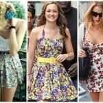 roupas estampadas Verão 2012