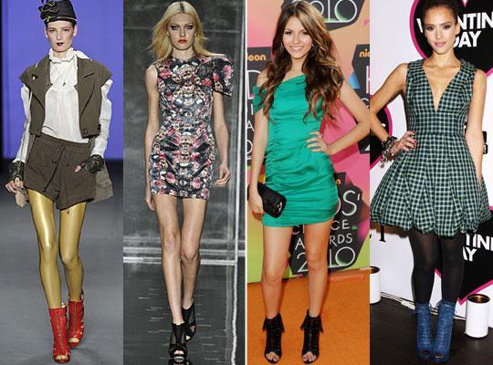 Sapatos Open Boots Moda 2012