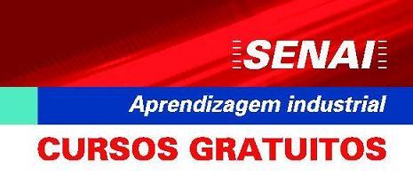 SENAI Goiás Cursos Gratuitos 2014