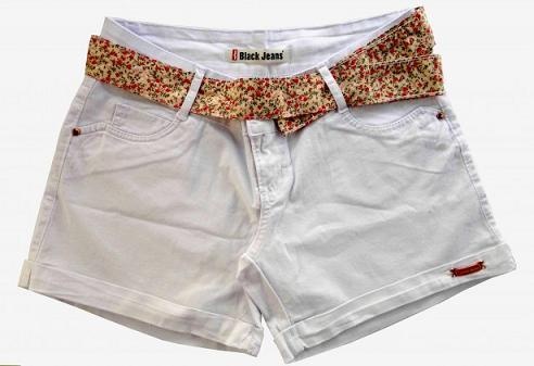Shorts Jeans Branco 2013: Dicas e Fotos