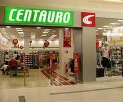 Site da Loja Centauro – www.centauro.com.br