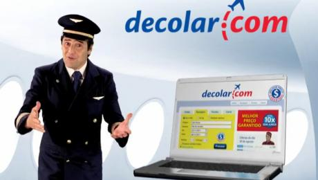 Site Decolar – www.decolar.com