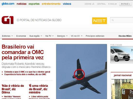 Site G1, G1.com.br
