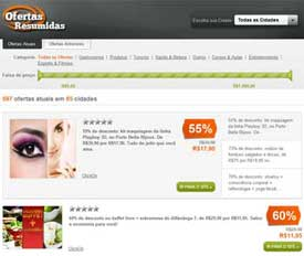 Site Ofertas Resumidas – www.ofertasresumidas.com.br