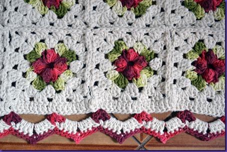 Tapete Simples e Prático de Crochê – Fotos, Passo a Passo