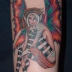 tatuagem-de-fada-na-perna