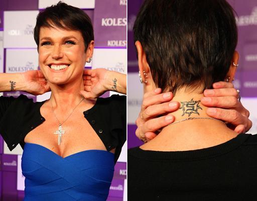 Tatuagens para a Nuca – Dicas e Fotos