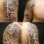 tatuagem-tribal-masculina