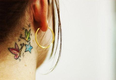 Tatuagens Femininas 2014: Fotos, Tendências
