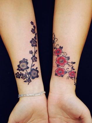 De Pulso Tattoos Tatuagens Femininas Atuagem Bonequinha Micael Tattoo