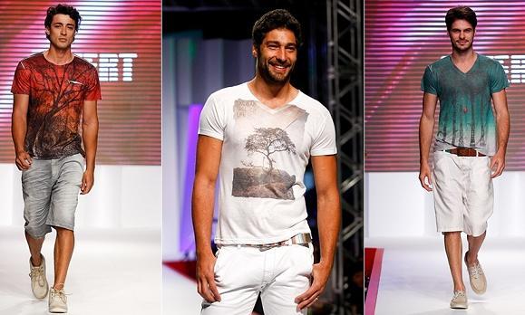 Tendências de Moda para Homens 2013