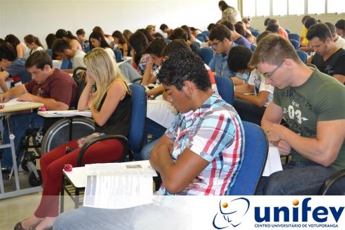 UNIFEV 2014: Cursos Gratuitos com Inscrição Aberta