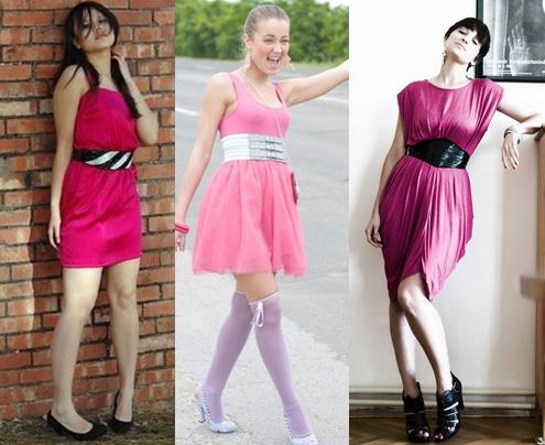 Vestido com Cinto – Como Usar