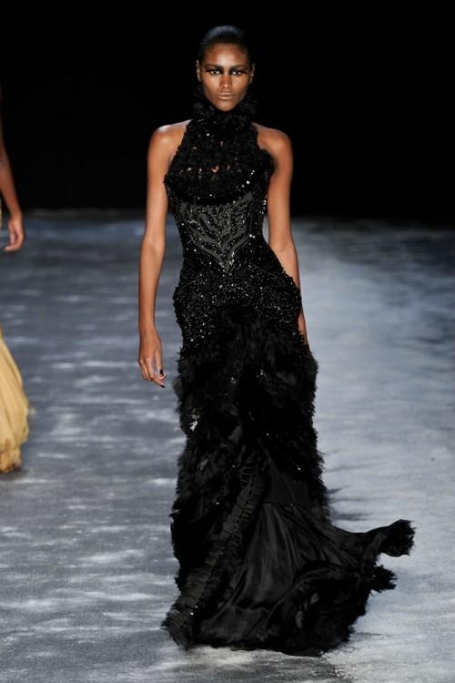 Vestido Preto Longo Para Festa Vestido-preto-longo-2012-2