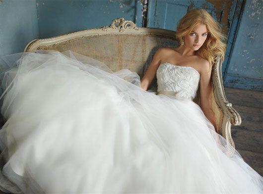Vestidos de Noiva Moda 2012 – Tendências e Fotos