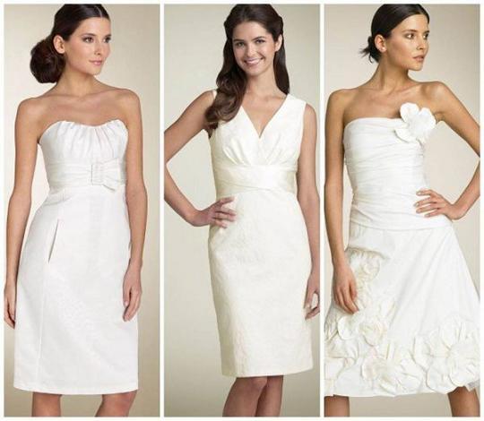 Vestidos de Noiva para Casamento Civil – Dicas e Fotos