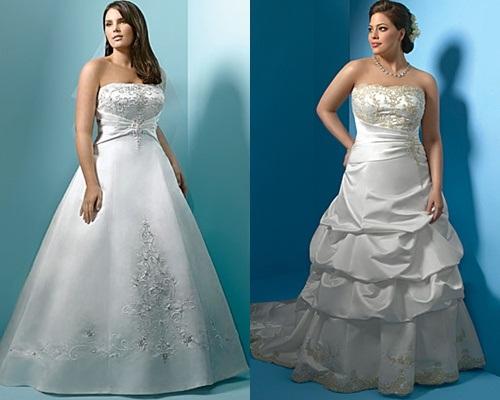 Vestidos de Noivas Plus Size, Tendências 2013