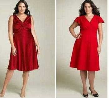 Vestidos para Gordinhas – Moda Primavera Verão 2012