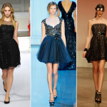 Vestidos Sociais Curtos para Festa Moda 2014