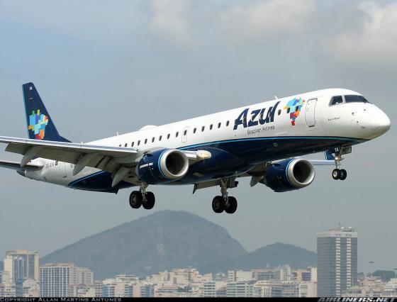 Promoções Azul Linhas Aéreas 2012