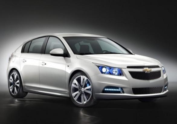 Chevrolet Cruze 2012 – Fotos e Preços