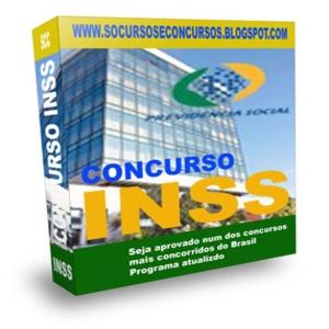 Concursos INSS 2012 – Inscrições e Edital