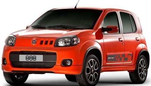 Fiat Uno 2012 – Fotos e Preços
