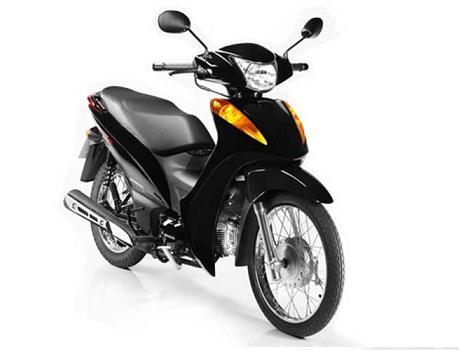 Nova Honda Biz 2013 – Preço e Fotos