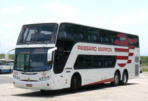 Viação Pássaro Marron – Horários, Passagens e Ônibus