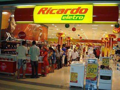 Lojas Ricardo Eletro Belo Horizonte