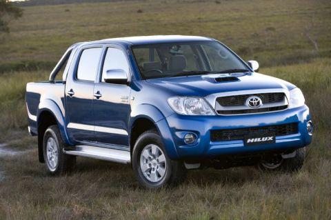 Toyota Hilux 2012 – Fotos e Preços