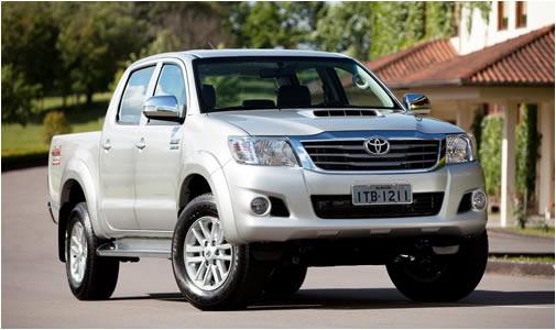 Toyota Hilux 2013 – Preço e Fotos
