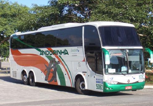 Viação Andorinha – Ônibus, Horário e Passagens