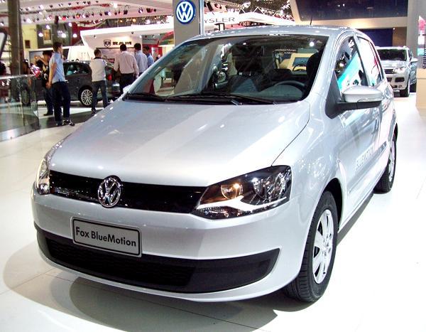 Novo Volkswagen Fox 2013 – Preços e Novidades