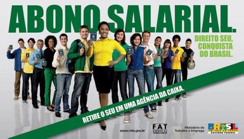 Calendário Abono Salarial 2014