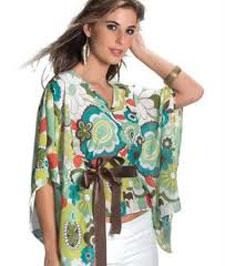 Blusas femininas verão – Tendências 2012