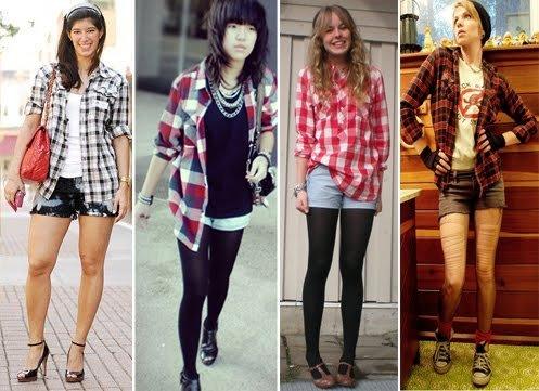 Camisas Femininas 2012 – Dicas e Modelos