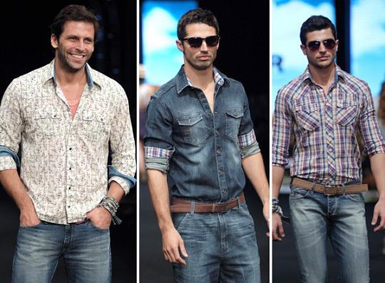 Camisas Modernas Masculinas – Dicas e Fotos