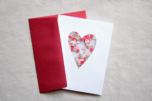 Cartão Criativo para Namorados, Saiba como Fazer
