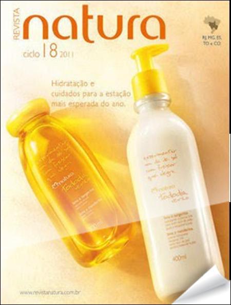 Catálogo Natura 2012