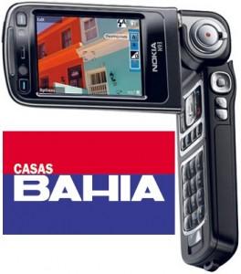 Ofertas de Celulares nas Casas Bahia