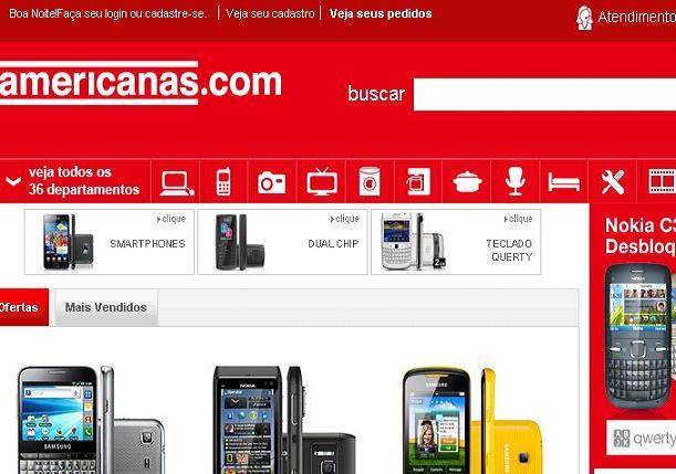 Celulares em Ofertas Americanas – www.americanas.com.br