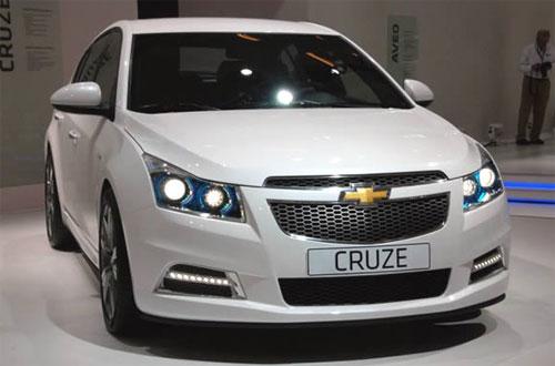 Chevrolet Cruze Hatch 2012 – Informações, Fotos e Preços