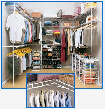 Closets Pequenos – Fotos