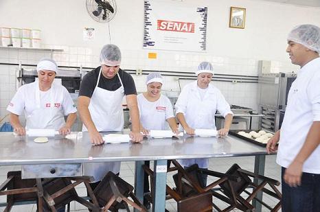 Cursos Gratuitos Chef de Cozinha – Técnicos SENAI
